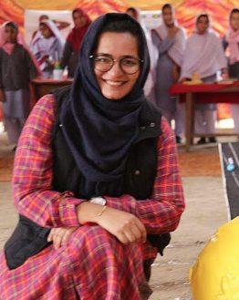 Nabeela Aslam